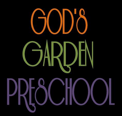 God's Garden Preschool Logo